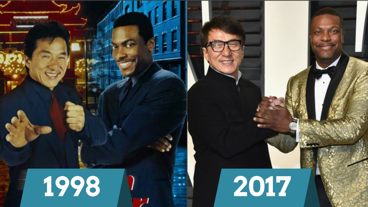 Then And Now The Cast Of Rush Hour