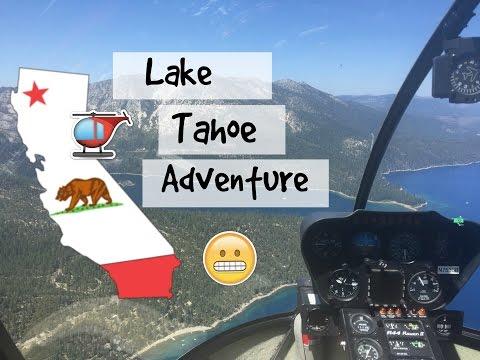TRAVEL VLOG   South Lake Tahoe, California