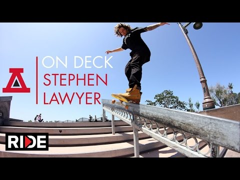 Stephen Lawyer | AYC On Deck
