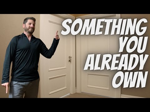 7 Ways To Soundproof A Door Free With Household Items