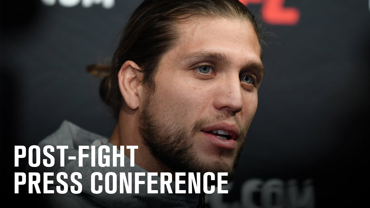 UFC Fight Island 6: Post-fight Press Conference