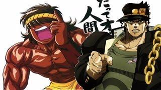 ah anime topic 3 kujo jotaro geronimo