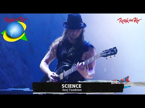 System Of A Down - Science live【Rock In Rio 2011 | 60fpsᴴᴰ】