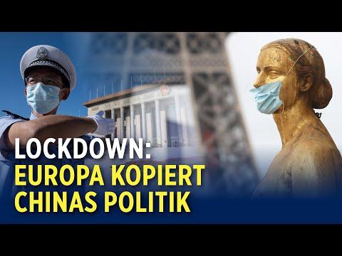 Studie: KP Chinas drängte Europa zum Lockdown