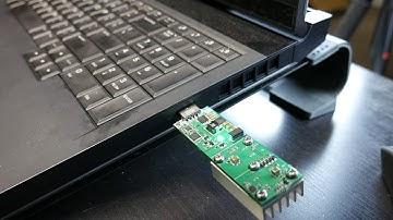 GekkoScience 2PAC   2x BM1384 USB Stick Miner cgminer Review