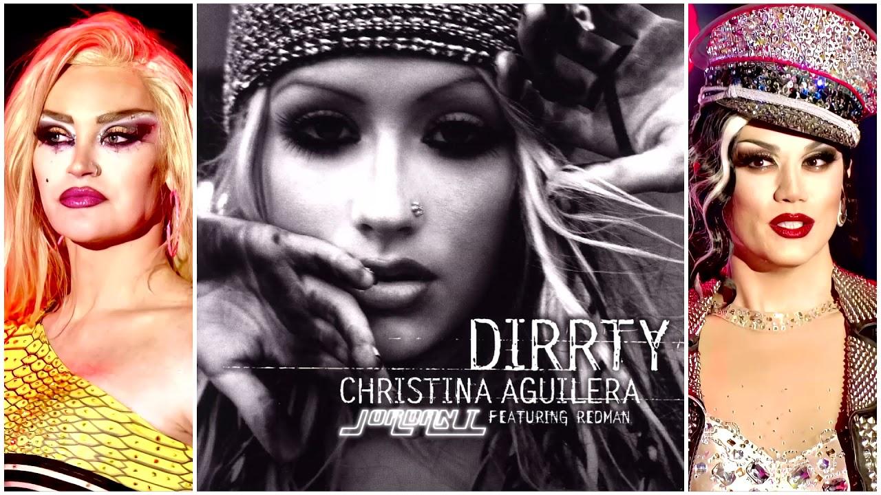 """Dirrty""   Lip Sync Cut   Drag Race All Stars #606"