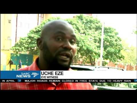 Protesters retaliate for anti-foreigners march in SA, attack  MTN in Nigeria