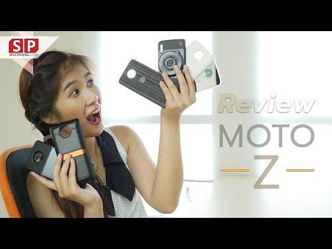 Review Moto Z สมาร์ทโฟนสุดล้ำมาพร้อมเทคโนโลยี Modules กับ Moto Mods