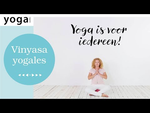 Yoga is voor iedereen   Yogales met 40 yogi's   Yogatv