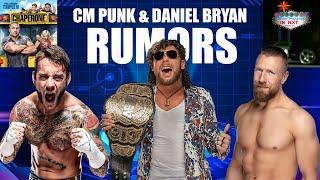 CM Punk & Daniel Bryan Rumors: Best Of The Bryan & Vinny Show
