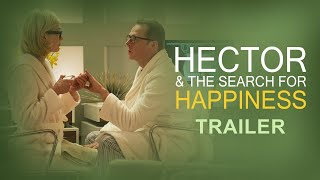 Hector And The Search For Happiness Trailer | Simon Pegg, Rosamund Pike | Peter Chelsom | MyNK