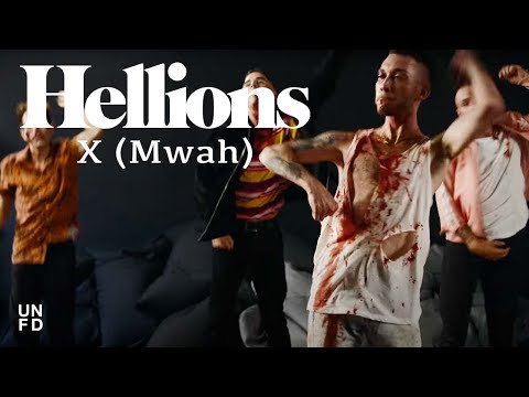 Hellions - X (Mwah) [Official Music Video] Mp3