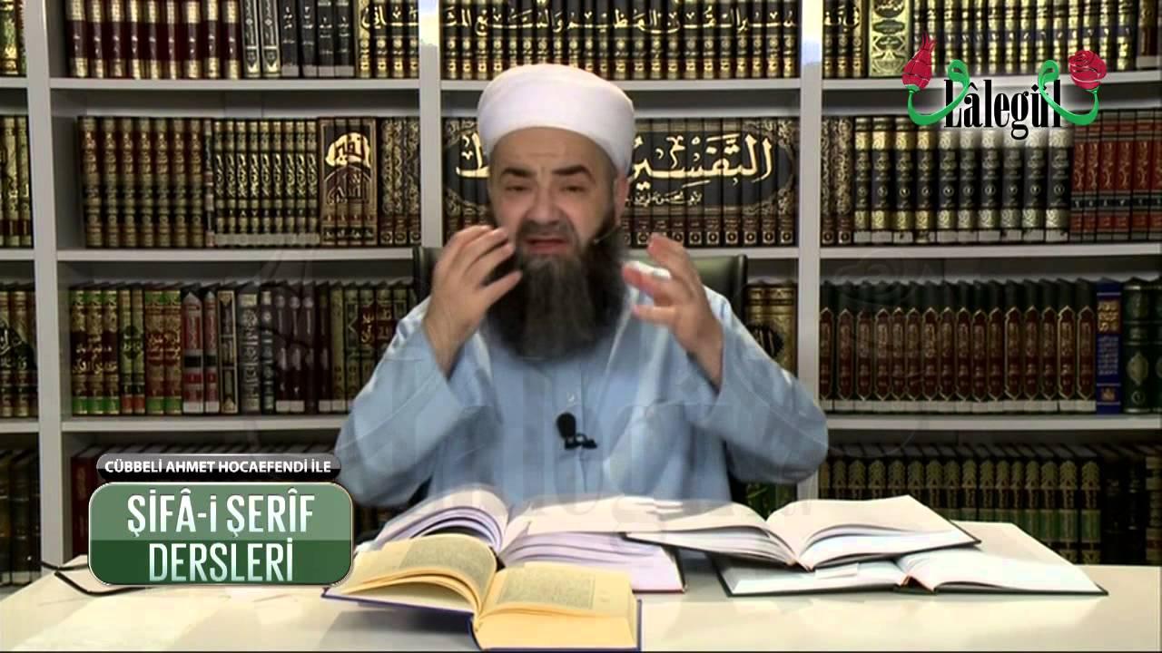 Şifâ-i Şerîf Dersleri 3.Bölüm 27 Kasım 2015 Lâlegül TV