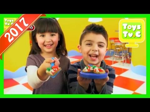 Play Doh Italia L Allegra Pizzeria - Best Toys For Kids 2017 [Mr Hirozy]
