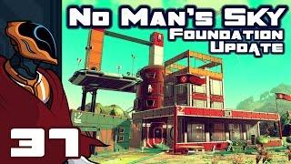 Download lagu Let s Play No Man s Sky Foundation Update 1 1 Part 37 Viridium At Last MP3