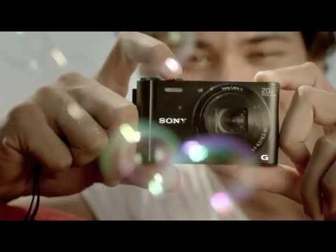 Sony Cybershot Exmor: Let Your Pictures Say More