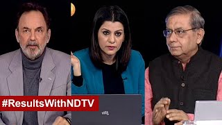 Delhi Election Results With Prannoy Roy: AAP Takes Strong Lead, BJP Makes Gains