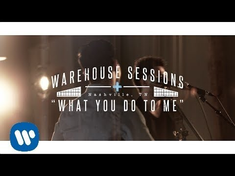 Dan + Shay - What You Do To Me (Warehouse Sessions)