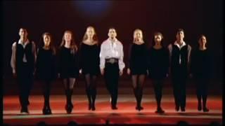 Ирландский танец. Красивый очень.