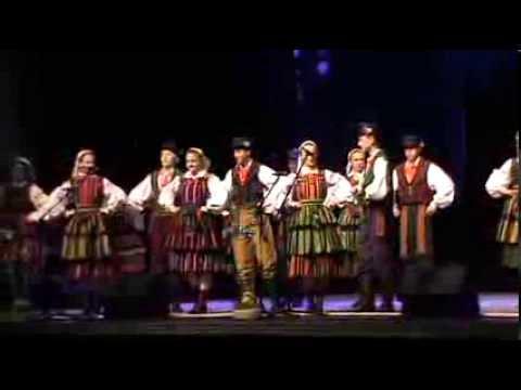 Gwiazda na kiju, tańce opoczyńskie - Koncert noworoczny ZPiT