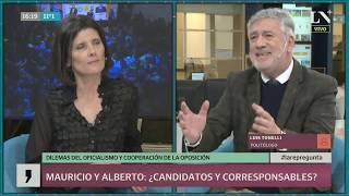 Mauricio Macri y Alberto Fernández, ¿candidatos y corresponsables?
