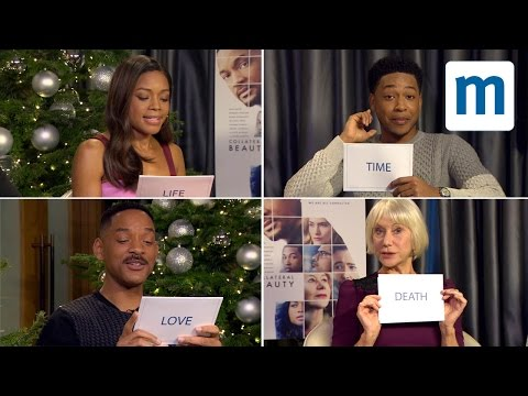 Kids' BIG life questions - answered by the cast of Collateral Beauty