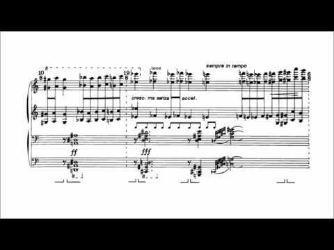 Jenő Takács - Le Tombeau De Franz Liszt,  Op. 100 (audio + Sheet Music)