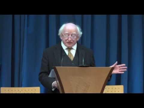 Speech at the President of Ireland's Ethics Initiative National Seminar