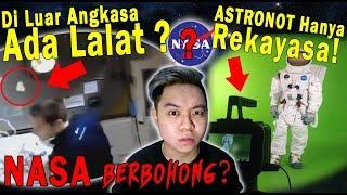 Teori Konspirasi : Luar Angkasa dan Astronot Palsu!