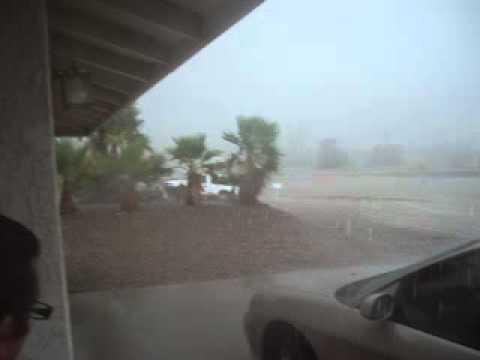Lake Havasu City floods!