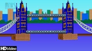 London Bridge is Falling Down - #NurseryRhyme 2015   Children Song