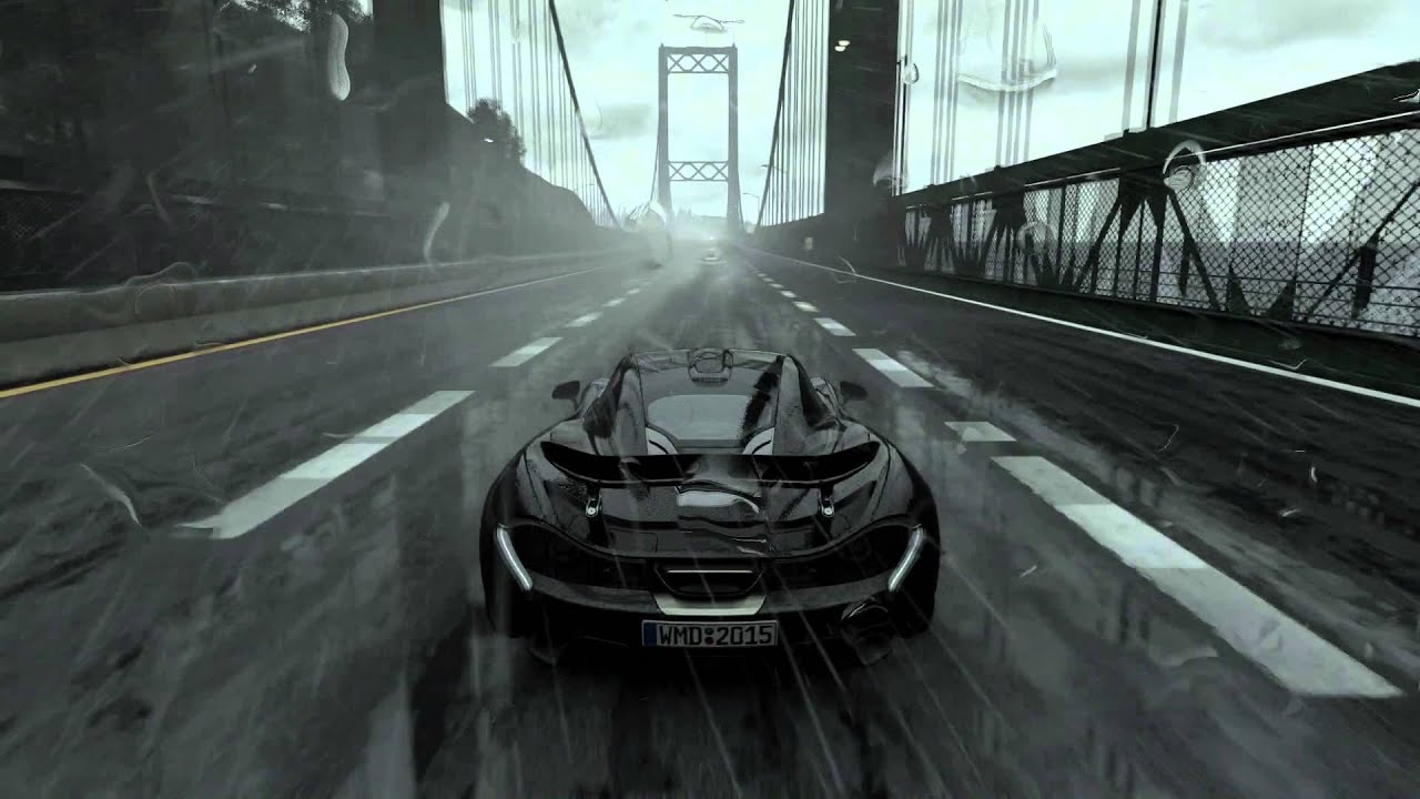 Ps4 Project Cars Mclaren P1 On California Highway 60fps 1080p