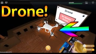 Drone Fun! | Treelands - Roblox
