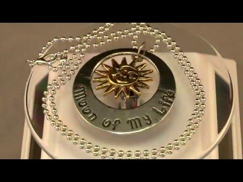 Кулон Мое солнце и звезды (Игра престолов)
