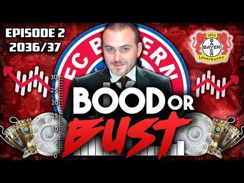 FM17 - Bayern Bood or Bust EP2 - Bayern Munich - Football Manager 2017