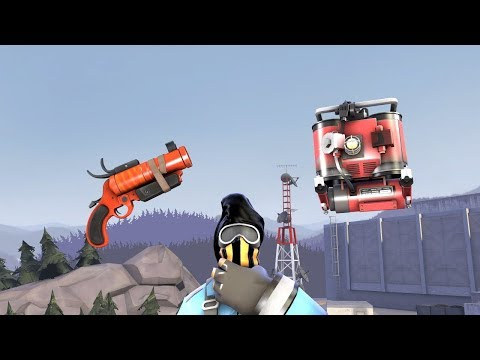 [TF2] Detonator vs Thermal Thruster