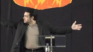 Pastor Marco Feliciano - Arrebatamento, A Hora Final (Lisboa, Portugal)