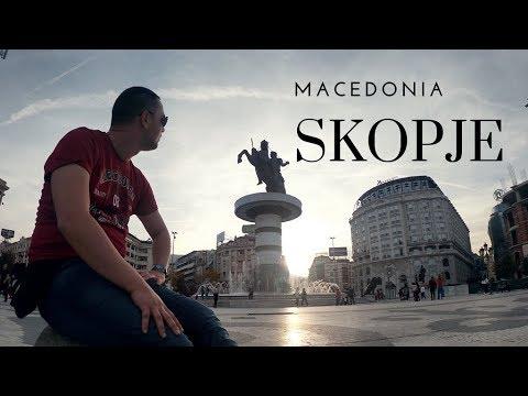 SKOPJE /  FYROM /MACEDONIA / SHORT TRAVEL VIDEO