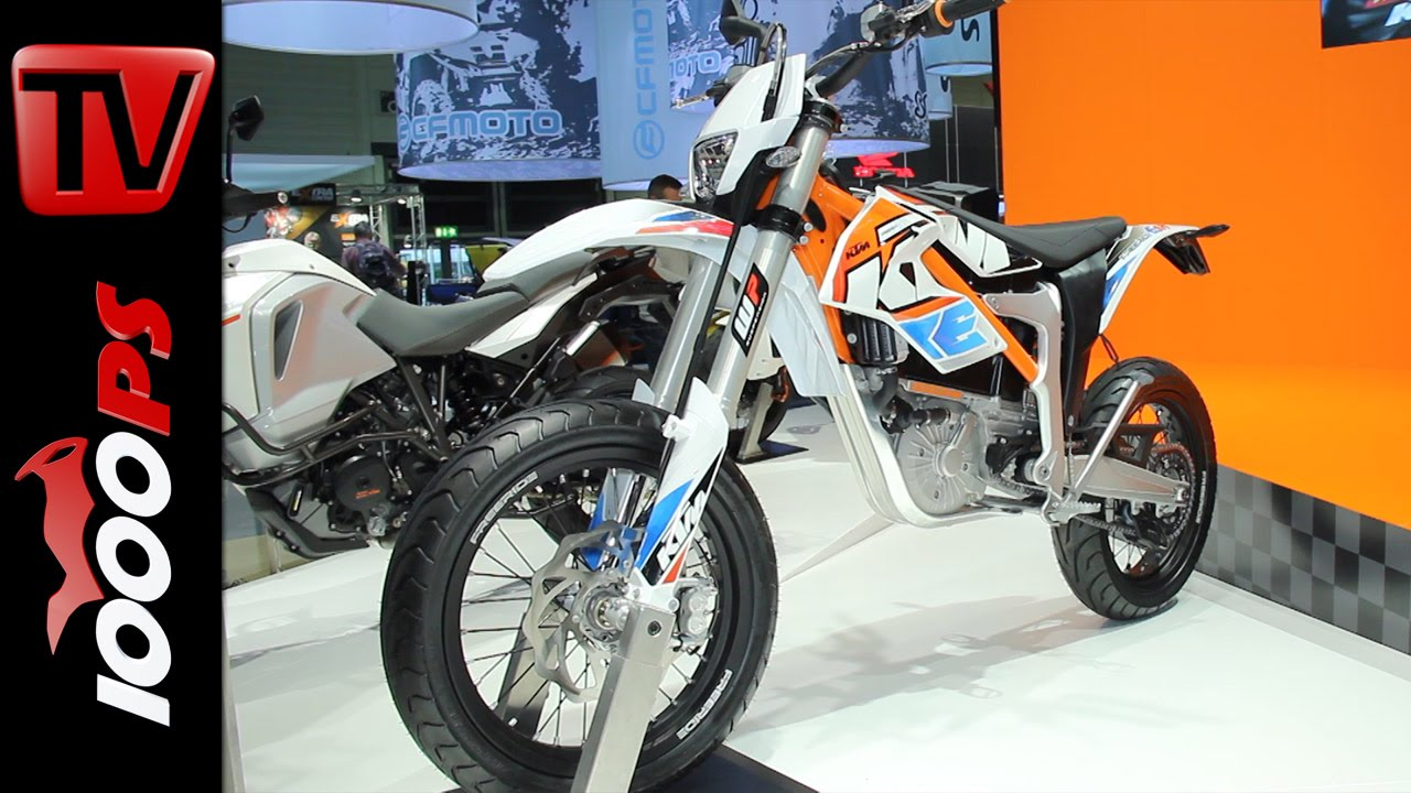 Ktm Freeride E Sm >> KTM Freeride E SM 2015 | Specs and Details - YouTube