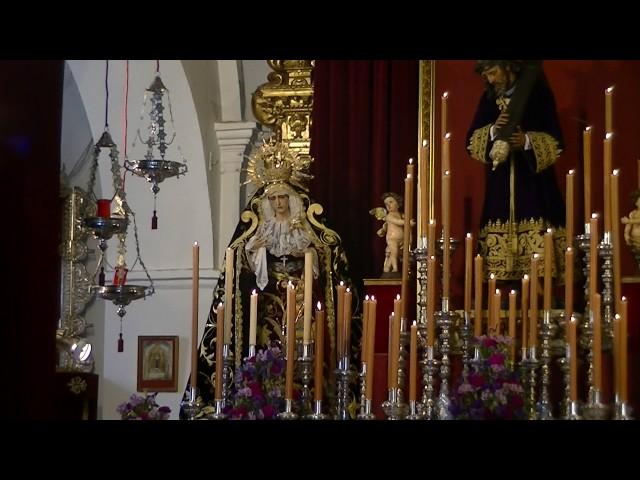Banda Filarmónica Ciudad de Bollullos. Hdad de Ntro Padre Jesús. La Madruga
