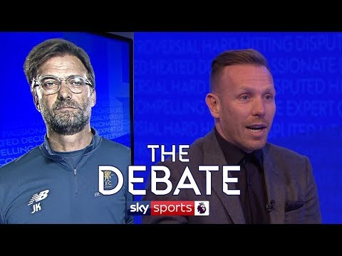 Can Liverpool win the Champions League? | Craig Bellamy & Ian Wright | The Debate