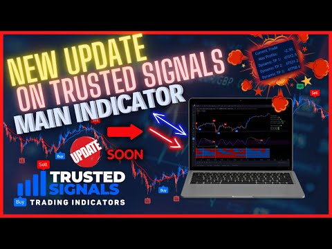 BEST FOREX INDICATOR NEW UPDATE – DYNAMIC TP AND MORE COMING SOON – TRUSTED SIGNALS