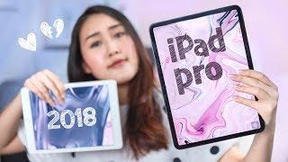 iPad Pro vs. iPad 2018 วาดเขียนได้เหมือนกันมั้ย? ทำไมแพง? อัพเกรดดีมั้ยหนอ Peanut Butter