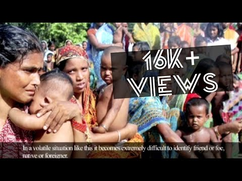 BTAD Bodo Muslim Conflict  documentary  2012