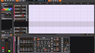 Bitwig Studio & Music Production Course - 5.52 - Polysynth Envelopes and LFO's Intro