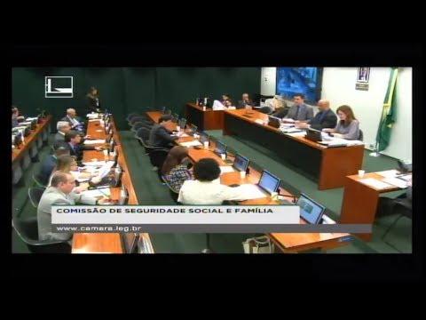 SEGURIDADE SOCIAL E FAMÍLIA - Reunião Deliberativa - 04/07/2018 - 10:15