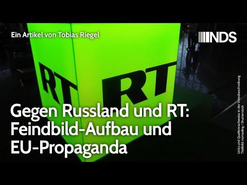 Gegen Russland und RT: Feindbild-Aufbau und EU-Propaganda