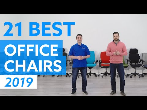 21 Best Office Chairs For 2019