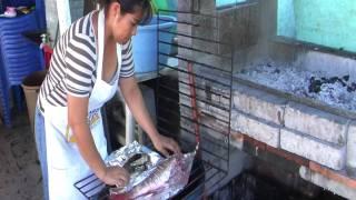 Mazatlan Mexico Seafood Dinning