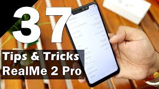 Realme 2 Pro Tips and Tricks in Hindi | Top 33 Best Features of Realme 2 pro